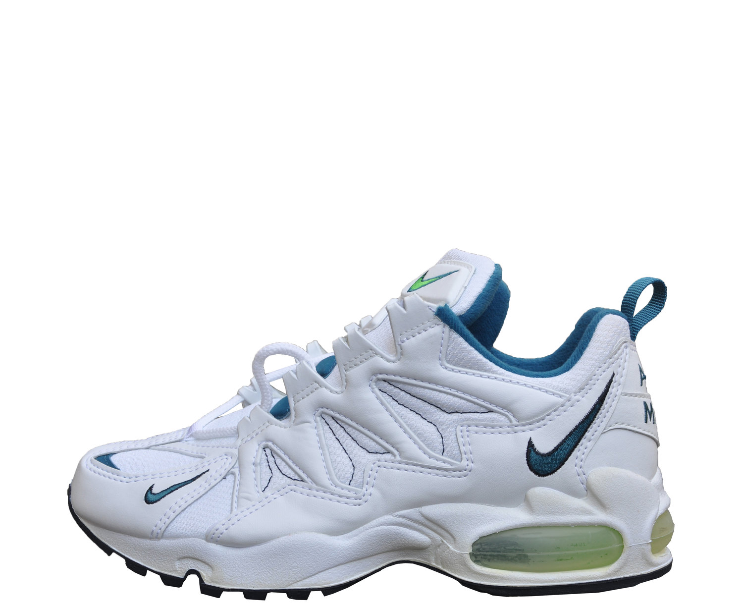 timeless design c9d30 ed695 Women`s Nike Air Max Tailwind 1996 Blue Grass / Mean Green (Size 6.5) DS —  Roots