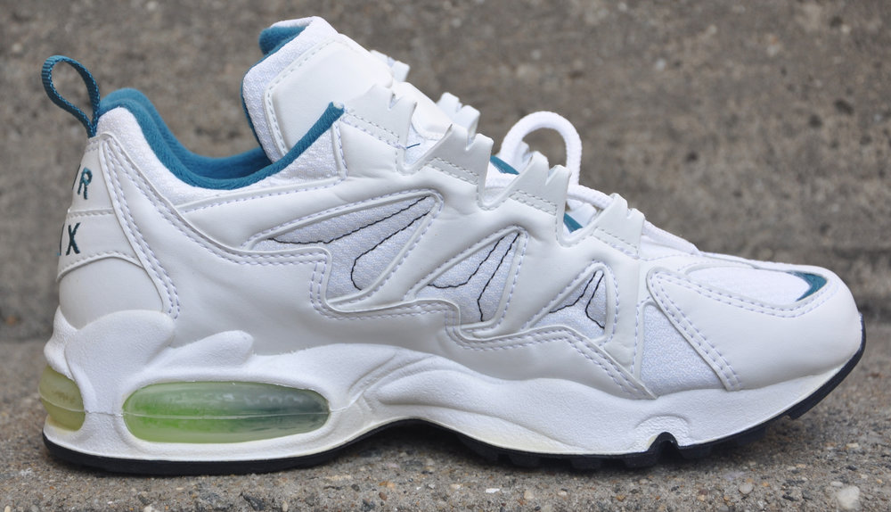 huge discount 582a4 82673 ... where can i buy womens nike air max tailwind 1996 blue grass mean green  ds 054f2 ...
