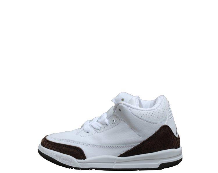 on sale 3e609 7bdc8 Kids Air Jordan 3 Retro Mocha (Size 1) DS