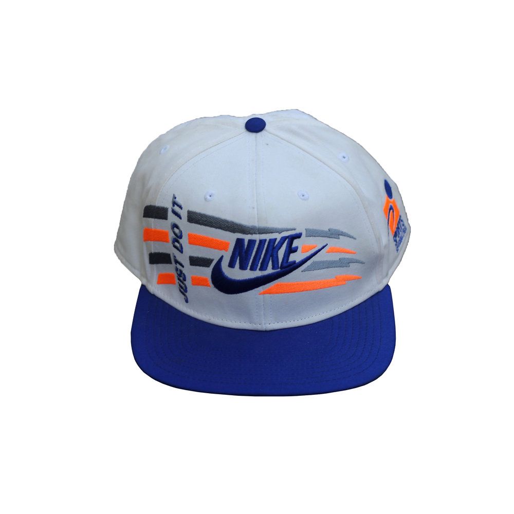 meet bf039 763fe ... low cost vintage 90s nike just do it sports specialties hat 33b7e 5ad2f