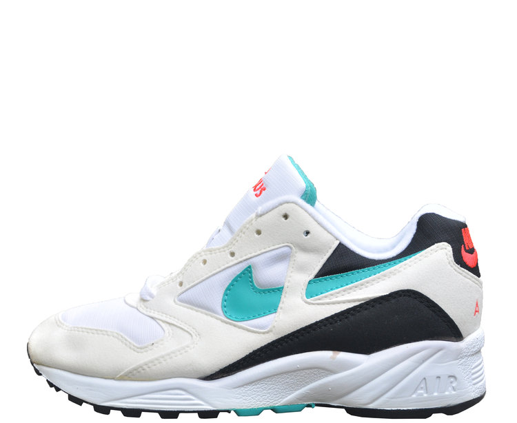 new styles 1c89c a0a66 Nike Air Icarus Extra White  Jade  Black  Crimson DS
