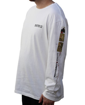 1d3269513df Vintage 90s Nautica Competition long sleeve t shirt