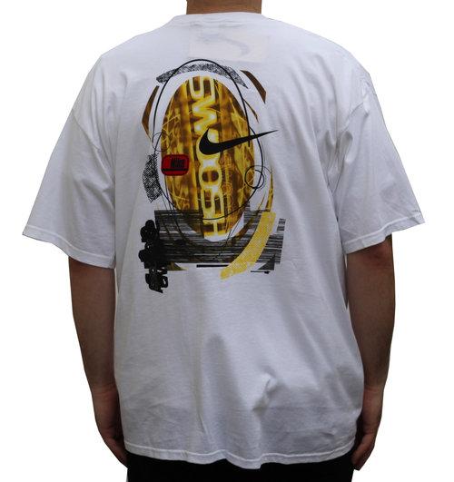 028138549 Vintage Nike Air Swoosh Logo T Shirt (Size XL) NWT — Roots