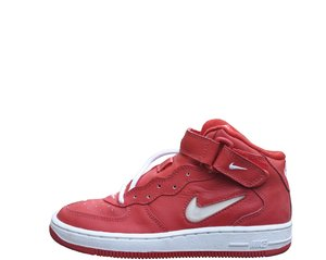 quality design 9b0d2 948de Nike Air Force 1 Mid SC Jewel Varsity Red