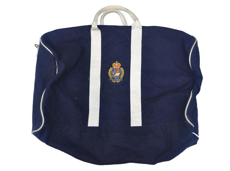 68a913f20c Vintage Polo Ralph Lauren Crest Duffle Bag — Roots