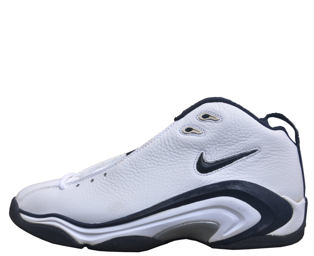 Nike Air Pippen 2 white and black 01c165193