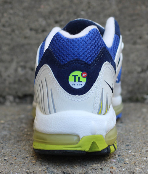 the best attitude 3f186 26843 Nike Air Max TL `98 Green Chili and hyper blue