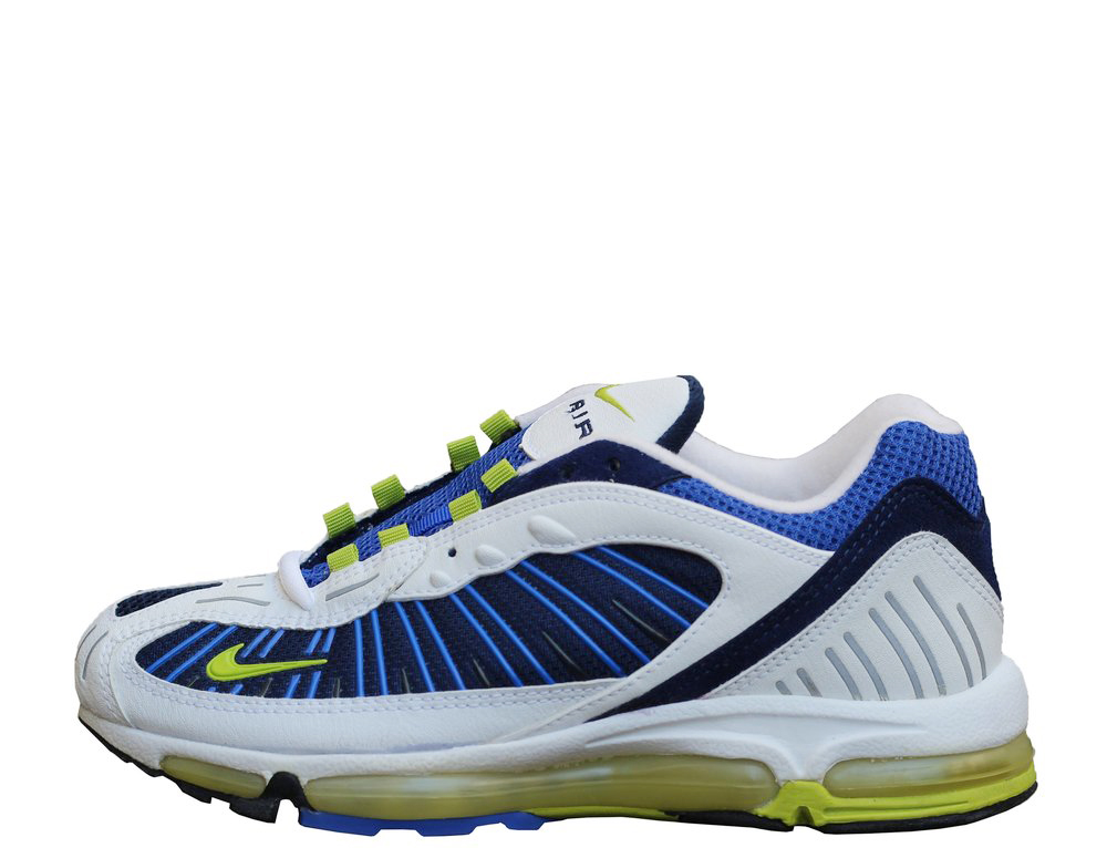 c35f4840d7 ... clearance nike air max tl 98 hyper blue green chili size 7 ds u2014  roots 92d1e