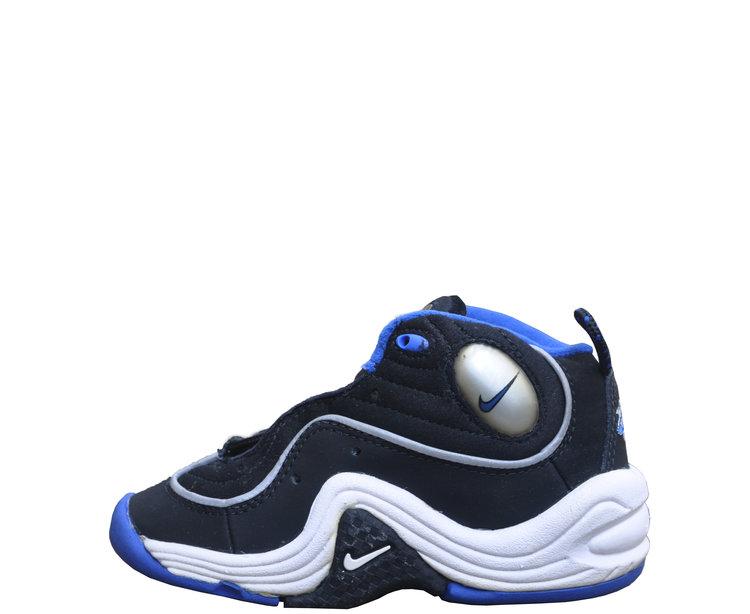 2b471a0dbb Kid`s Nike Air Max Penny 2 Black / Varsity Royal DS — Roots