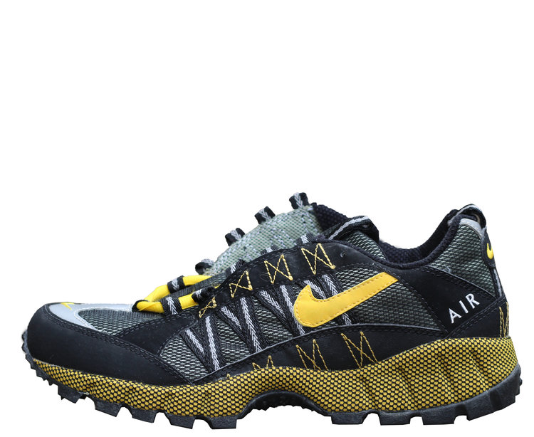 cheaper 872a6 d1a04 Nike Air Humara Black / Maize (Size 7.5) DS — Roots