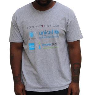 c167b909 Tommy Hilfiger Sponsor 2009 Tap Water Walk t shirt