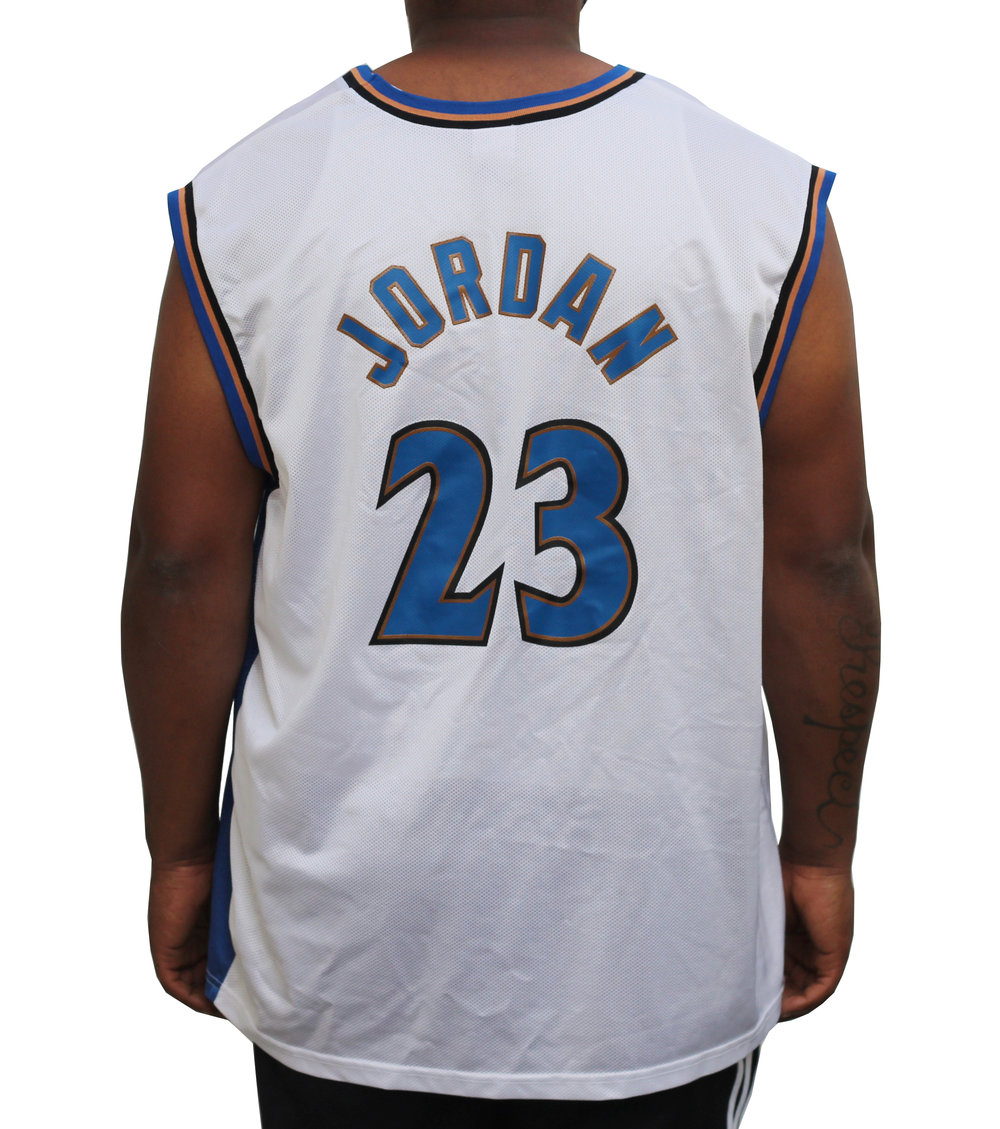 fa18a7485 ... michael jordan jersey nba ada18 12836  buy champion replica washington  wizards white jordan jersey a990f 0ccdb