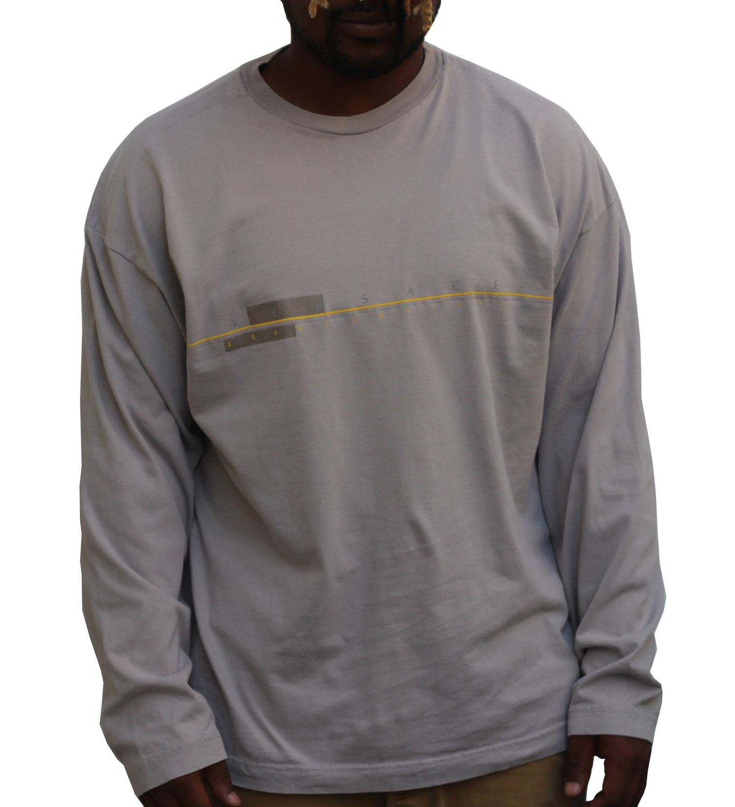 fe831038e Versace Jeans Long Sleeve Shirt - raveitsafe