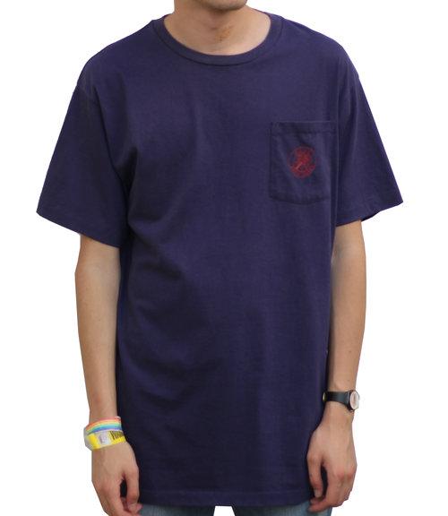 25637d37 Vintage Polo Ralph Lauren Cookie Patch Pocket T Shirt (Size M) — Roots