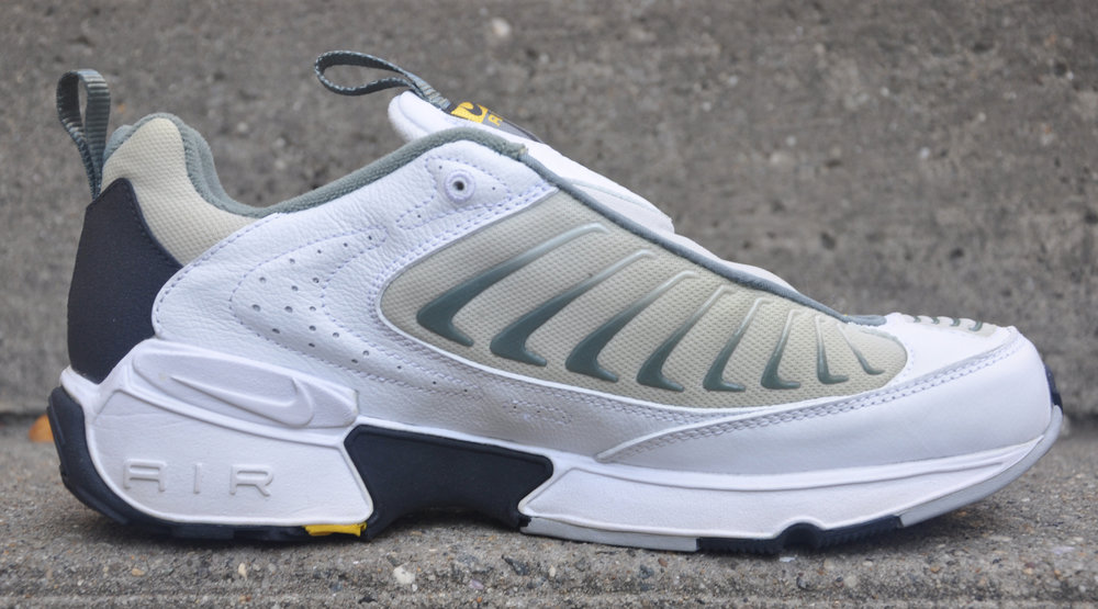 272b2384039 Nike Air 45 Trainer White   Grey DS — Roots