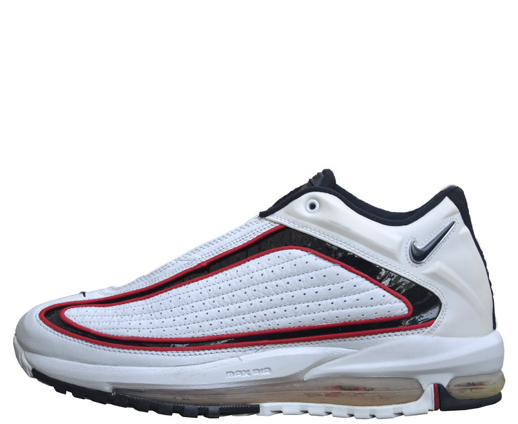 quality design e60e1 65081 Nike Griffey Max GD II White   Black   Varsity Red (Size 11) DS