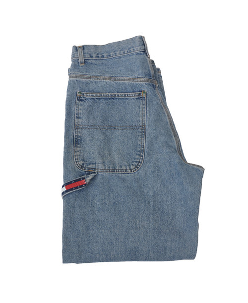 281e6db1 Vintage Tommy Hilfiger Blue Carpenter Jeans (36 x 32) — Roots