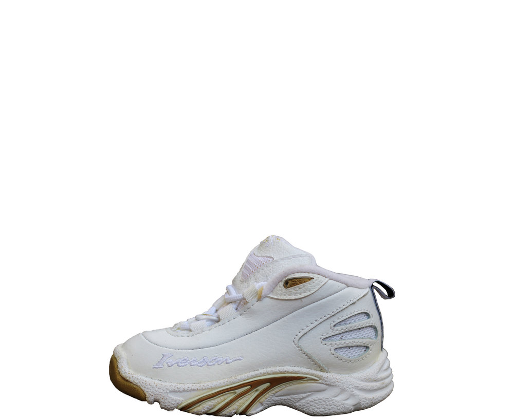 reebok answer 1 beige