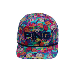 Vintage PING colorful hat. cfd43260ce45