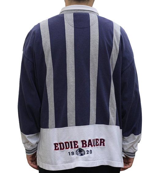 6cf8dc6d24a Vintage Eddie Bauer Ebtek Rugby (Size XXL) — Roots