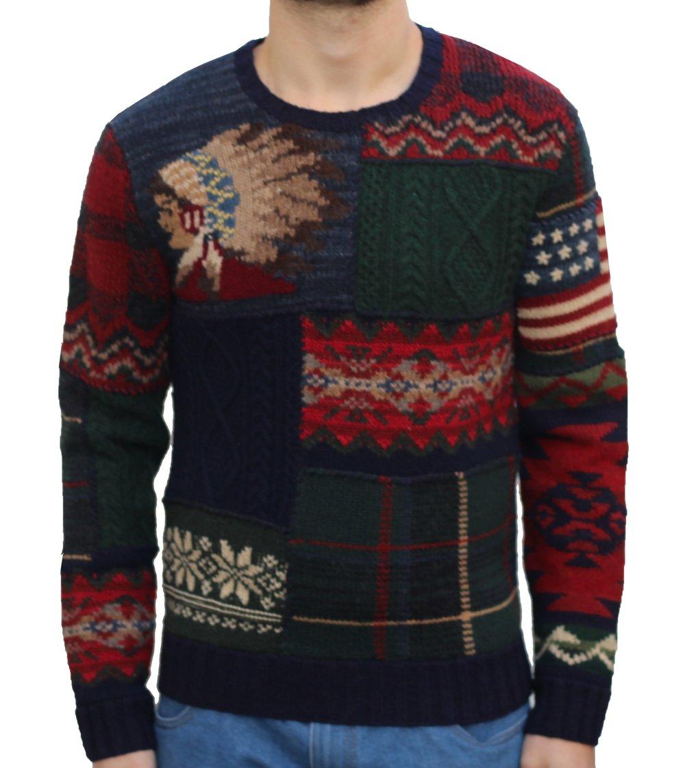Vintage Polo Ralph Lauren America Sweater.jpg