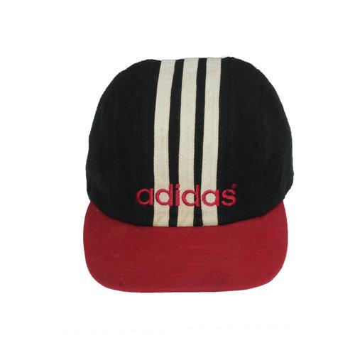 7268f89b Vintage Adidas Three Stripe Snapback Hat — Roots