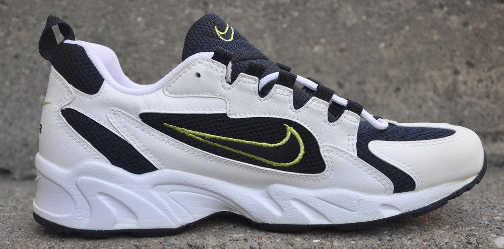 best authentic 47d34 245f3 Nike Air Contrail White  Black  Lemon Twist (Size 8) DS — Ro