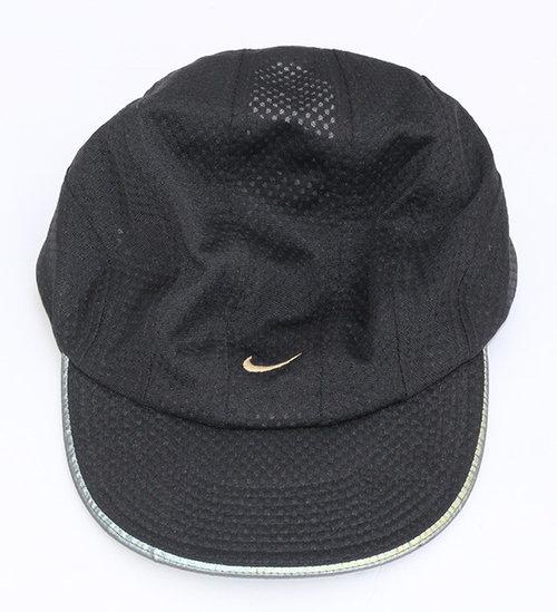 b116e308784 Vintage Nike Running Black   3M Hat — Roots