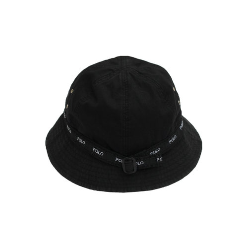 a70efd5fdfc Vintage Polo Ralph Lauren Black   White Bucket Hat — Roots