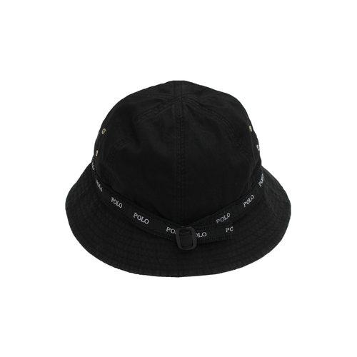 a70efd5fdfc Vintage Polo Ralph Lauren Black   White Bucket Hat — Roots