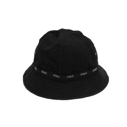 vintage+polo+spell+out+bucket+hat-1.jpg. Vintage 90s Polo Ralph Lauren Black  ... df253651685