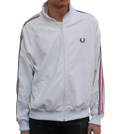 1222638f Vintage Fred Perry Track Jacket (Size L) — Roots