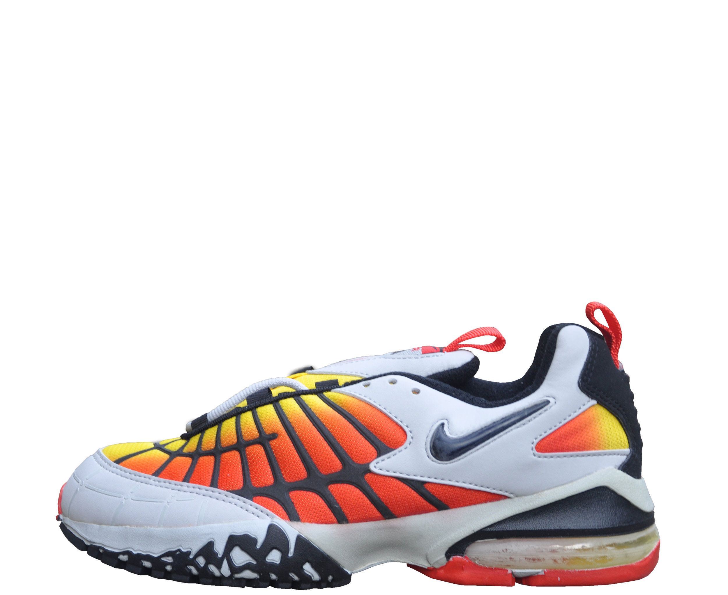 reputable site e545a d3053 Kids Nike Air Max 120 Grey / Pimento (Size 6) DS — Roots