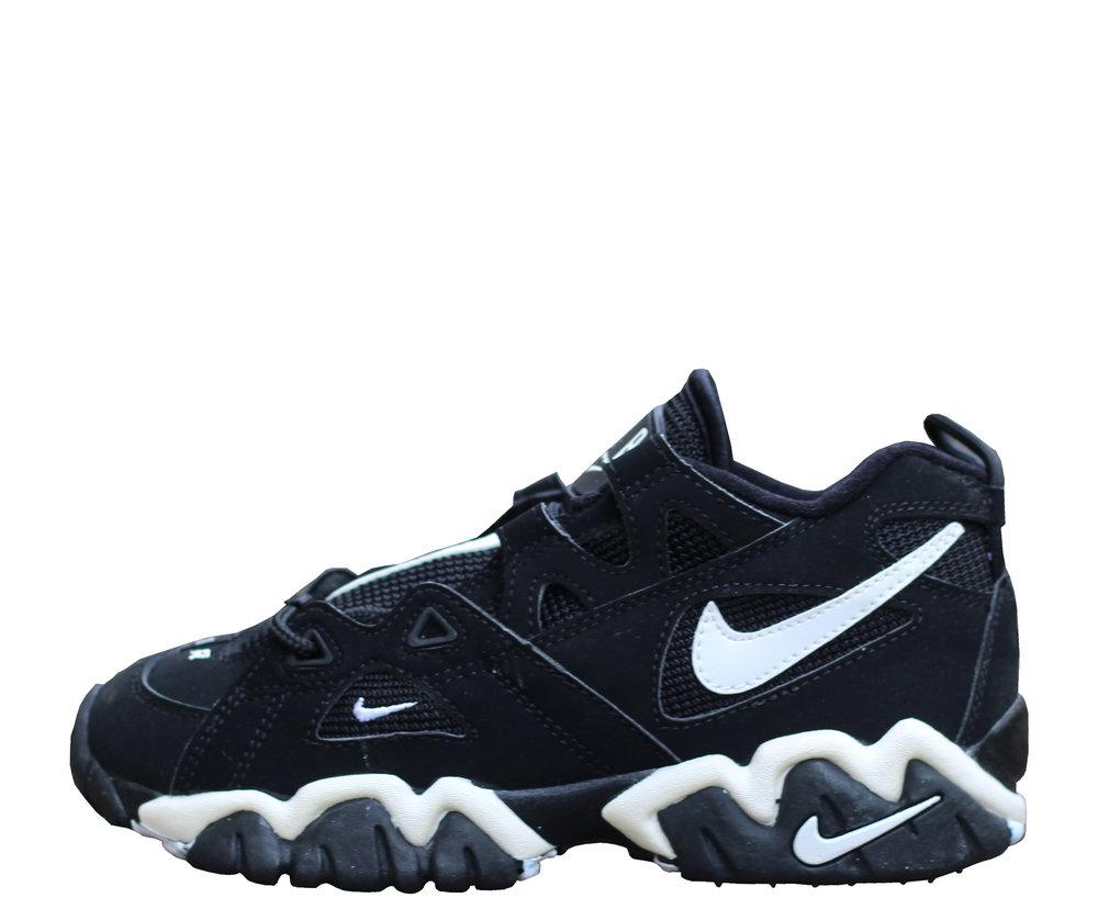 6d717414103 Rødder Air Nike 6 Ds Slant Black White Kids størrelse pHFwq7qf