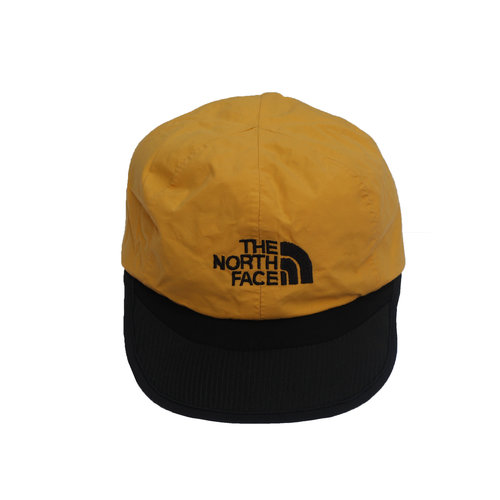 Vintage 90s The North Face yellow and black Gore-Tex Soft Brim Hat dce21e02bb1