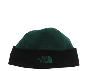 13b2afb829742c Vintage 90s The North Face green and black beanie