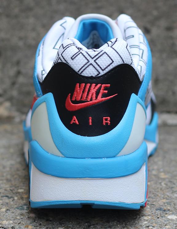 240428997dfe Nike Air Structure Triax 91 Sunburst   Vivid Blue (Size 10.5) DS — Roots
