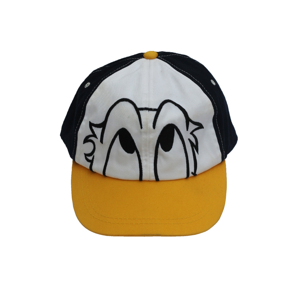 bc7e95d27ac Vintage bootleg iceberg donald duck strap back hat roots jpg 500x500 Donald  duck no hat