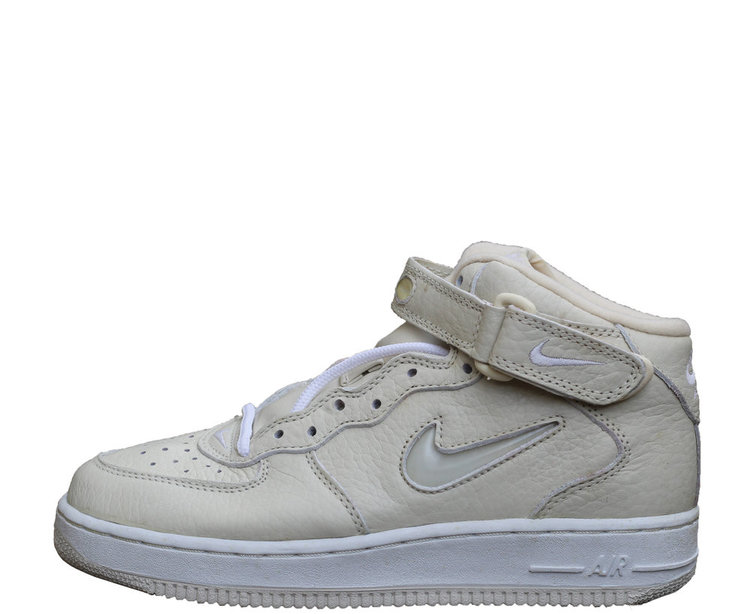 online store 00082 4e2f5 Nike Air Force 1 Mid SC Jewel Natural   White (Size 5.5) DS