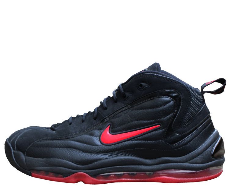 quality design ebf47 1311a Nike Air Total Max Uptempo Black   Red (Size 13)