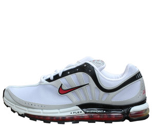 sneakers for cheap 8b592 19e3d Nike Air Max Solas white, black, and red