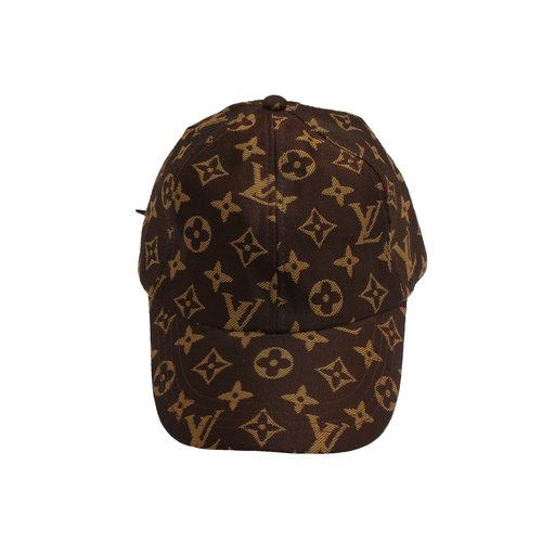Bootleg LV Monogram Brown Hat — Roots 0bdf9427d7d