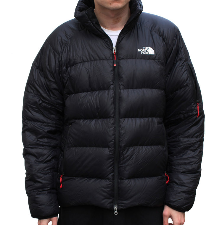 f31ce5522 The North Face Summit Series Black / Red Bubble Jacket (Size L) — Roots