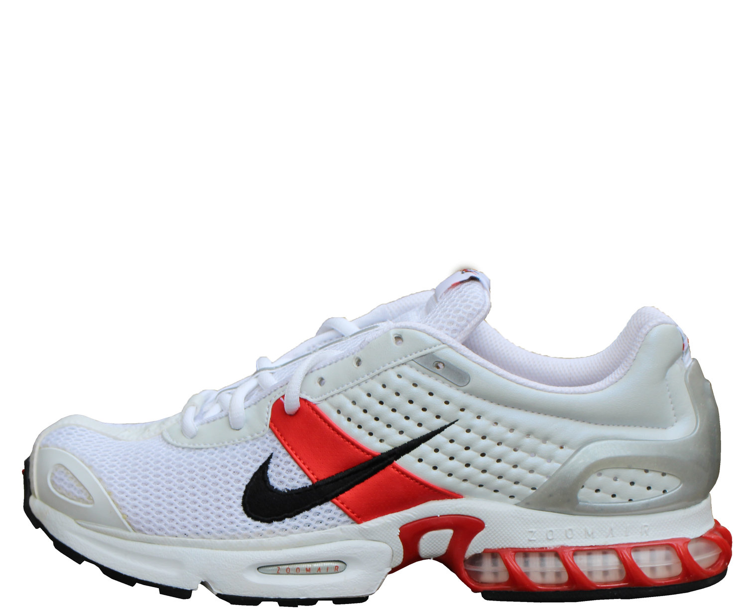 Nike Air Zoom Miler White Black Red (Size 9) DS — Roots