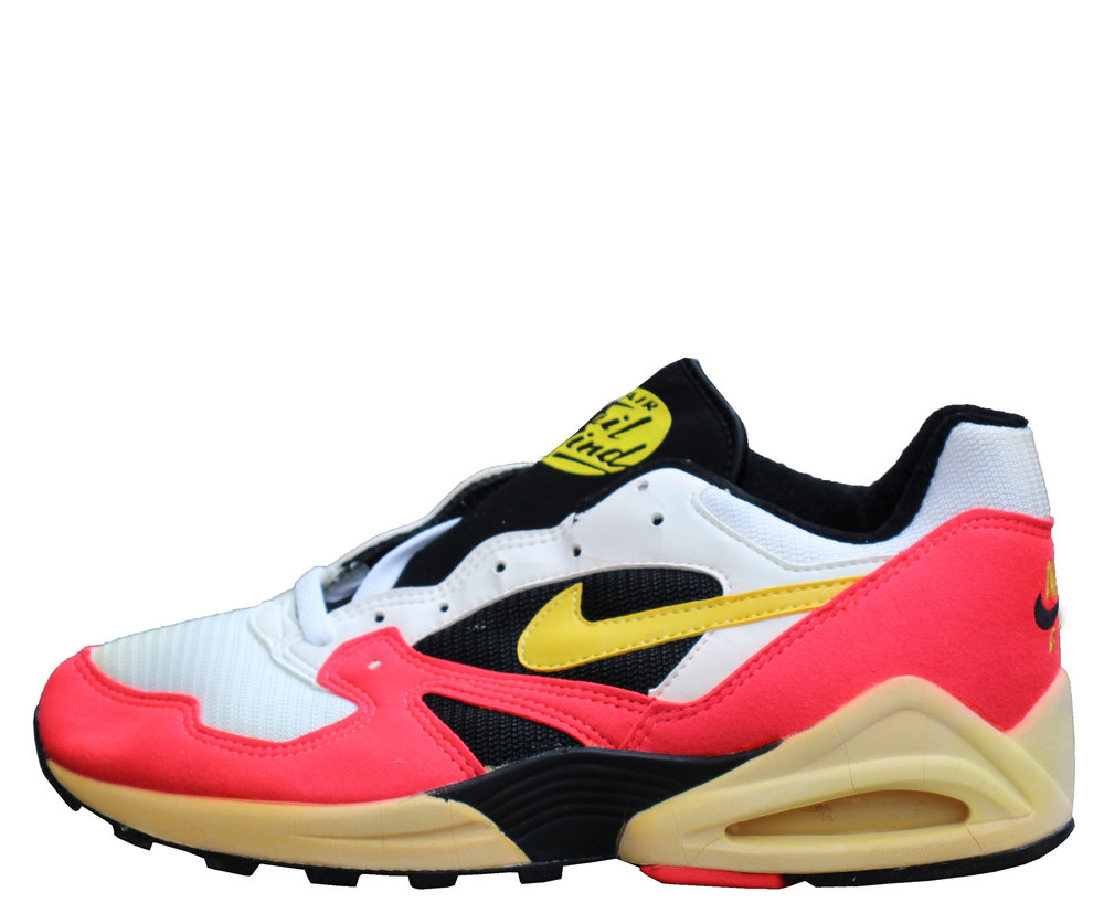 promo code b96f7 46dca Nike Air Max Tailwind 92 White  Yellow Crimson (SIze 9) DS —