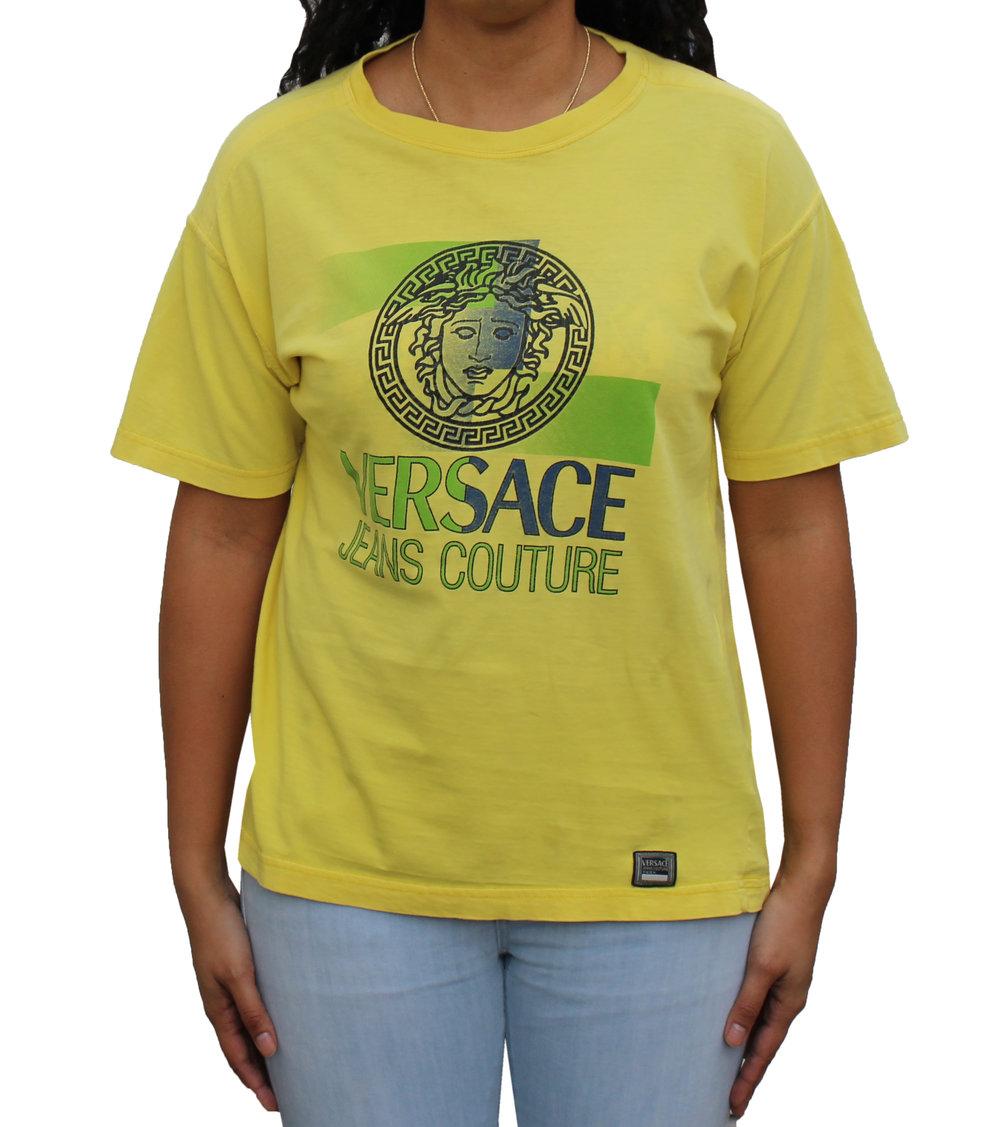 b54a3503614c Versace Jeans Couture Shirt Vintage