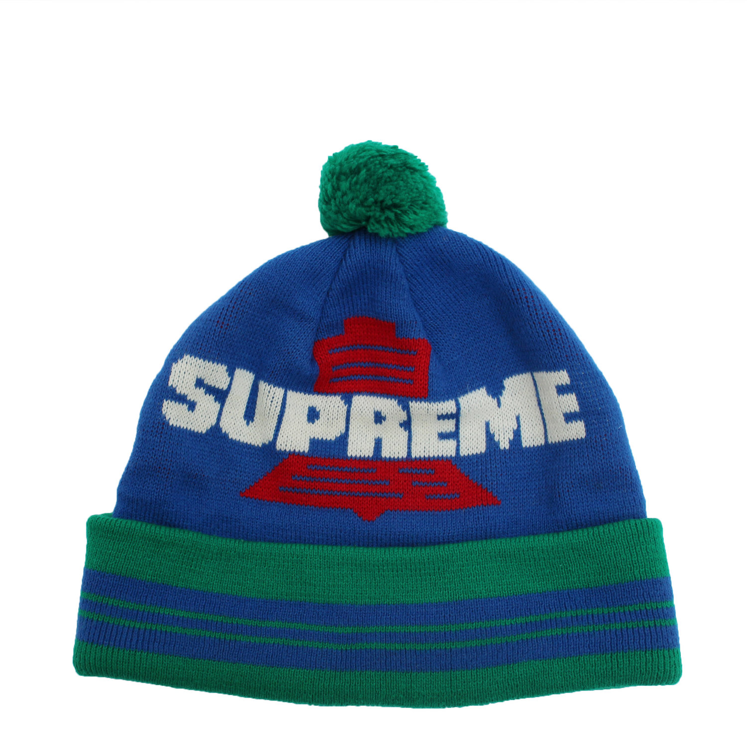 31d1a8c951f Supreme Liberty Bell Beanie — Roots