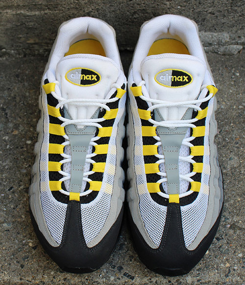 8ea23ad4b9029 Nike Air Max 95 Tour Yellow (Size 10)