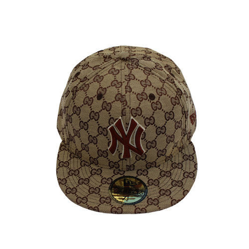 Bootleg Gucci New York Yankees Fitted Hat (Size 7 1 2) — Roots 50032d81dbc