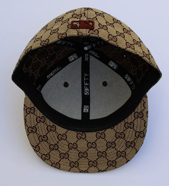 Bootleg Gucci New York Yankees Fitted Hat (Size 7 1 2) — Roots bc647fa7c26